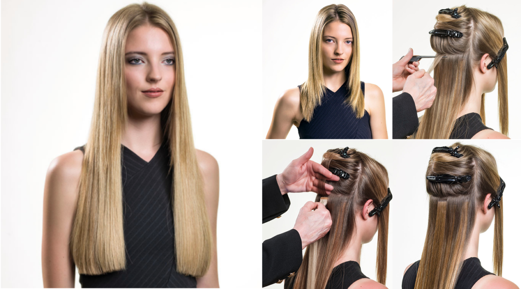 extensions adhésives great lengths