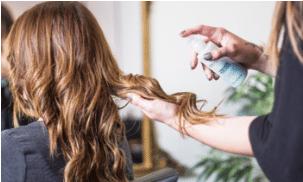 Entretien extensions cheveux