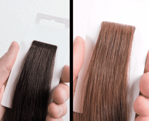 Extensions adhésives GL tapes