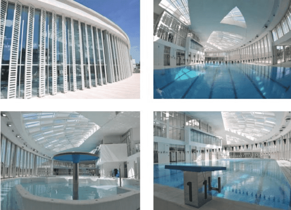 Spa centre aquatique Paris Vincennes