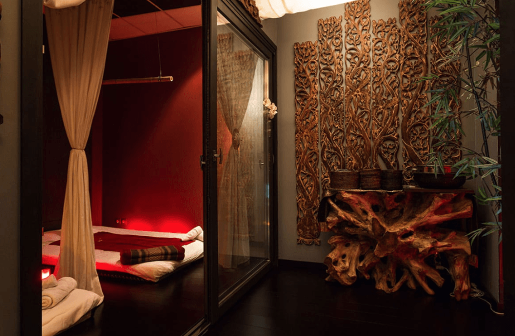Massage thai Paris