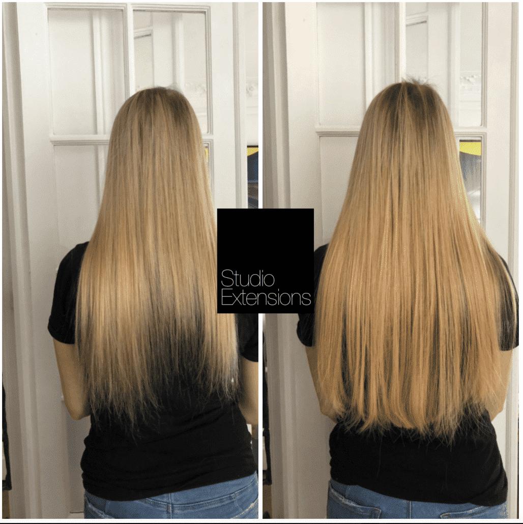Extensions Sur Cheveux Fins Studio Extensions