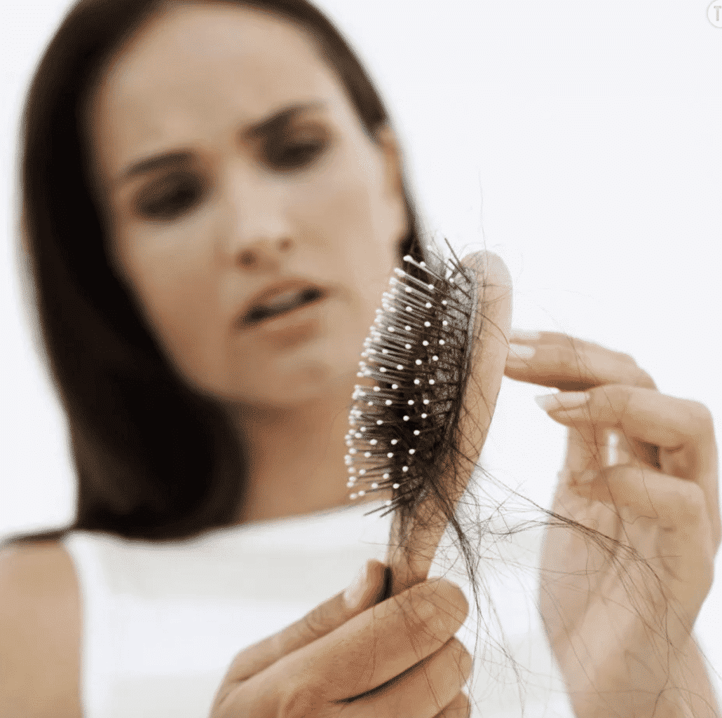 Extensions pour perte de cheveux