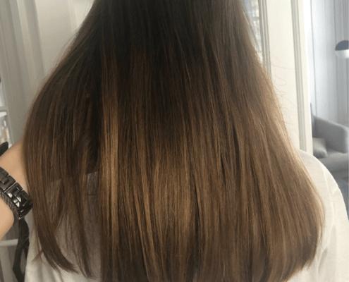 Extensions pour épaissir cheveux