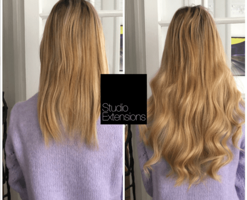 Extensions cheveux paris
